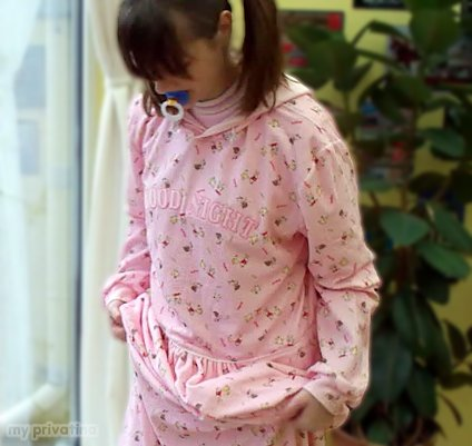 Abdl diapered clothing dress up prudence kevorkian - 3 8