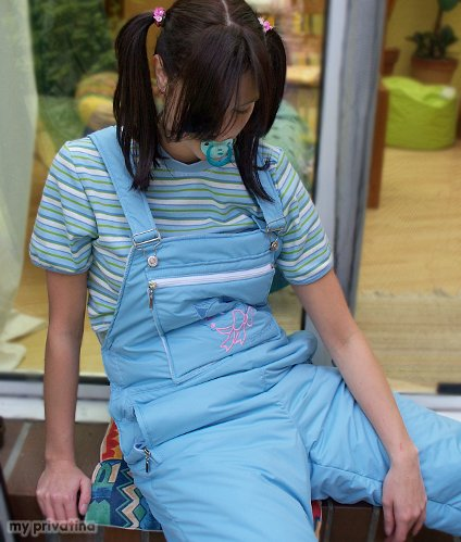 Adult Baby Overalls 88